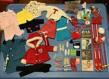 HUGE Lot Vintage Ideal Tammy & Family Dolls Clothing &  Accessories Lot
