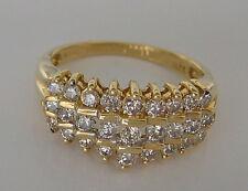 ✨wow effekt ✨1,25 ct.✨ Brillanten Ring aus 585 Gold mit Brillant Diamant Diamond