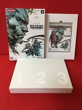 USED PS3 METAL GEAR SOLID HD EDITION PREMIUM PACKAGE JAPAN GAMES F/S Japan