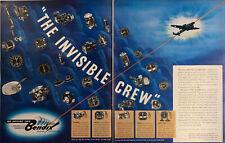 Vintage 1942 Bendix Precision Aviation Parts Accessories Print Ad Advertisement
