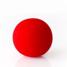 10x 4.5cm Magic Prop Sponge Ball Close-Up Comedy Tricks Red Sponge Funny999 new