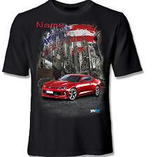 Chevrolet Camaro Muscle Car Tuning T Shirt Shirt T-Shirt original YOUTEX