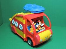 Fisher-Price playset Camping car Mickey Pluto Figurine PVC Mattel figure Disney