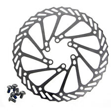 160mm MTB Mountain Bicycle Bike Mechanical Disc Brake Rotor With 6 Bolts For G3