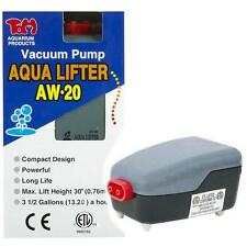 AQUA LIFTER, AQUALIFTER AQUARIUM PUMP AW-20 DRIP/DOSE TOM'S AQUATICS