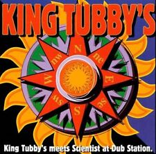 King Tubby's(CD Album)King Tubby's Meets Scientist At Dub Station-New & Sealed