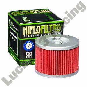 HF540 oil filter Hiflo Filtro for Yamaha YS 125 CBS 17-21 FZ-16 160 Fazer 08-11