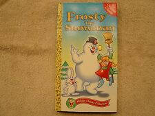 Frosty the Snowman VHS Holiday Classics Collection