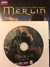 The Adventures of Merlin – Season 1, Disc 5 REPLACEMENT DISC (not full season)