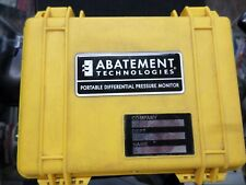 Abatement HCPDPM Portable Differential Pressure Monitor (system only)