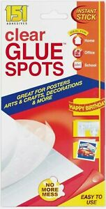 151 Adhesive Glue Spots