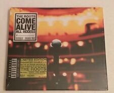 New! The Roots Come Alive [2CD Limited Edition] enhanced CD sealed! Rare!