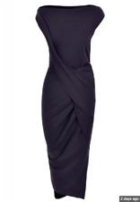 Vivienne Westwood Vian Dress Black Glitter Small S UK 8 / 10 100% BRAND NEW