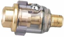 "INLINE OILER AIRLINE AIR LINE 1/4"" BSP CONNECTOR MINI HOSE FILTER LUBRICATOR"