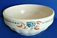 Vintage Basic French Bowl by SARREGUEMINES 1920 - 1950  Kitchenalia  A1016