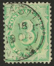 Australia   1902-04   Scott # J 12    USED