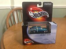 Hot Wheels Limited Edition 100% 1957 CHEVY NOMAD