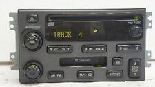 03-06 Hyundai Santa Fe AM FM Radio 6 Disc CD Player OEM Monsoon B4096180-26900