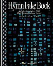 The Hymn Fake Book: A Collection of Over 1000 Multi-
