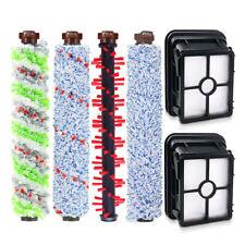 6 X Filterrolle Pinsel Kit Für Bissell Crosswave 1785 2306 Staubsauge Zubehör