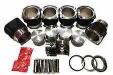 Porsche 911 84mm Aluminum Nikasil Cylinder & Piston Kit