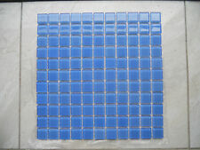 Bulk Buy - Crystal Glass Mosaic Tiles Pool Spa Kitchen Bathroom Feature Wall