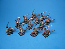 Dark Elves Marauder Era Black Ark Corsairs x12 Painted oop Metal WHFB AoS