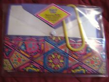 STATIONERY NEVER OPENED FULL CONTENTS FROM BAGS OF COLOR