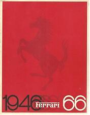 Ferrari 1946-1966 Yearbook   Original