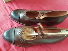 VINTAGE CHAUSSURES ANCIENNES NEUVES ANNEES 50