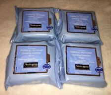 (4) Neutrogena Makeup Remover Cleansing Towelettes Ultra Soft 25 ct. (100 total)
