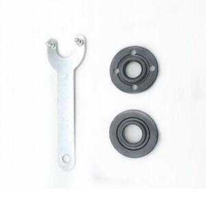 1Set Grinder Flange Angle Wrench Spanner Metal Lock Nut Fit For Milwaukee Makita