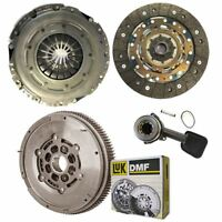 CLUTCH KIT AND LUK DMF AND CSC (4 PART KIT) FOR FORD MONDEO SALOON 2.2 TDCI
