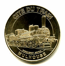 68 MULHOUSE Cité du train, Locomotive F 340, 2005, Monnaie de Paris