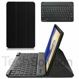For Lenovo Tab M10 FHD Plus 10.3 X606F/X606X Leather Tablet Hard Case & Keyboard