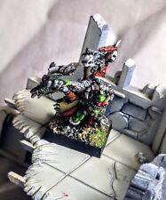 Grot War boss (Pro Painted - Metal Piece) Warhammer Age of Sigmar