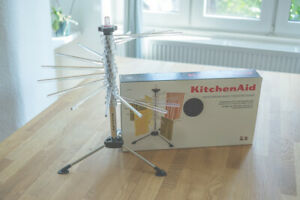 Kitchen Aid Nudel Trockenständer Pasta Drying Rack Pastatrockner