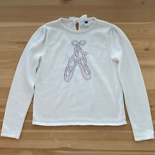 JANIE AND JACK Ballet Sweater Size 12
