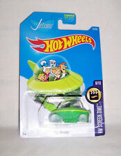 Hot Wheels 2017 HW SCREEN TIME The Jetsons Capsule Car  DTX36 #25