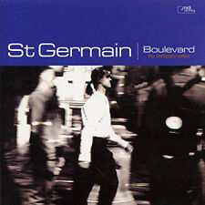 St Germain Boulevard Vinyl LP New 1995