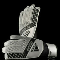 Adidas Fußball Handschuhe Torwart Junior Predator Training Fußball Silber DY2609