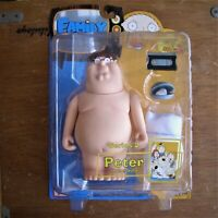 MEZCO FAMILY GUY SERIES 2 PETER IN BUFF ACTION FIGURE BRAND NEW FACTORY SEALED