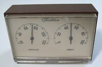 Vintage Tradition Weather Station - Temperature & Humidity Sears 1970's #6579