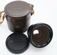 Nikon Nikkor-Wide 35/48 f4 Wide Angle Conversion Lens for Nikkorex  Free UK P&P!