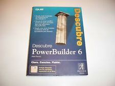 Descubre PowerBuilder 6 - by Dejan Popovic (out-of-print Spanish book)