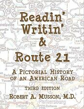 History of U.S. Route 21 in Ohio/WV/VA/NC/SC-142 pages/more than 500 images
