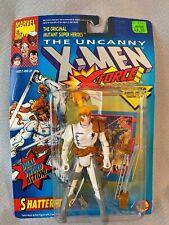 Marvel Comics Shatterstar Action Figure Toy Biz Marvel X-Men X-Force 1992 NIP