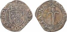 Lorraine, Charles III, double denier - 12