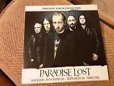 Paradise Lost - Original Album Collection.  3 CD's in requiem/ faith div/ tragic