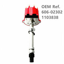 Ignition Distributor for Gmc Chevy C/K Pickup Truck Van Camaro 5.0L 5.7L 7.4L (Fits: Commercial Chassis)